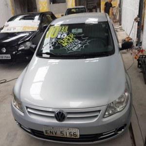 Volkswagen Gol (novo) 1.0 Mi Total Flex 8V 4p 2010