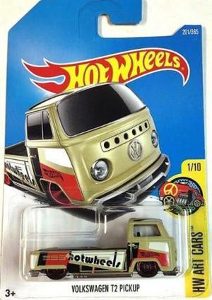 Zona Norte SP - T2 Pickup Kombi Hot Wheels - Lacrado