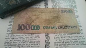 100.000 cruzeiros por 60 reais