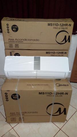 AR Condicionado Split MIDEA 12000 BTUS Zero