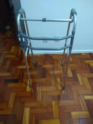 Andador Articulado Adulto/idoso Regulável Alumínio