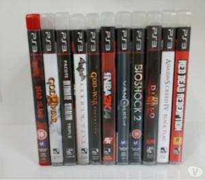 Atenção Barato Compre Jogos Originais Playstation 3 Ps3