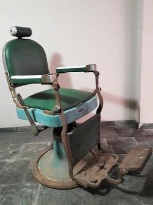 Cadeira de barbeiro Ferrante Violão