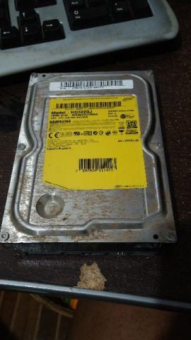 HD Samsung de 320GB