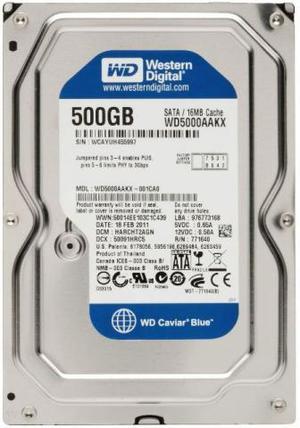Hd sata para desktop 500gb testado