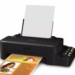 Impressora Epson L120 + Tinta Sublimática + Perfil Icc