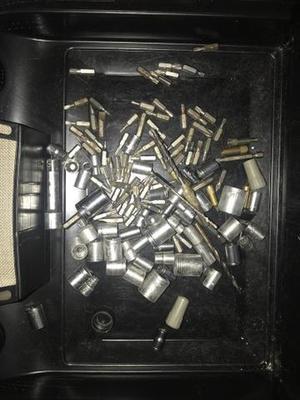 Kit de ferramentas e acessórios