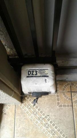 Motor de portao eletronico