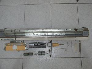 Máquina de tricô Elgin brother/Frontura