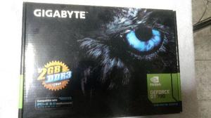 Placa de vídeo gigabyte geforce GT 730