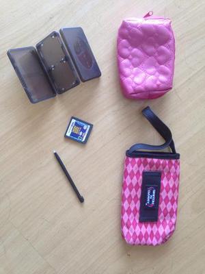 Kit Nintendo Ds Dsi jogo bolsa case caneta