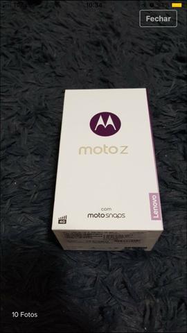Motorola moto z power com garantia de fabrica ainda