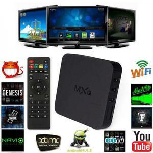 TV Box - Transforme sua tv comum em uma Smart TV