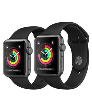 Apple Watch Series 3 42mm/38mm Gps Prova D'água A Pronta