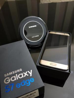 Galaxy S7 Edge + carregador Wireless