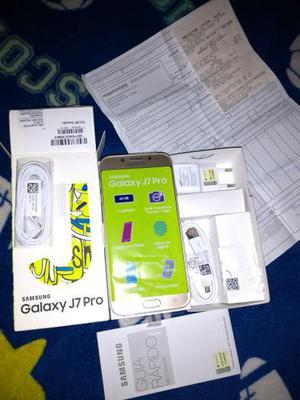 Samsung J7 Pró 64GB zero na sem uso