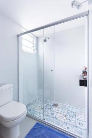 Box p/ Banheiro Vidro Temperado