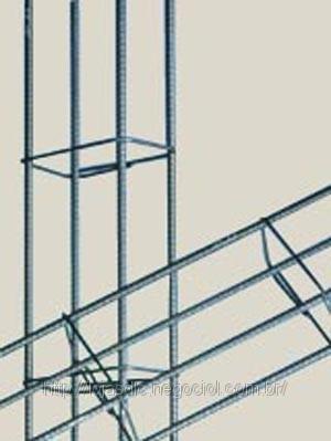 Coluna de ferro 5/16 - 7x14 6m