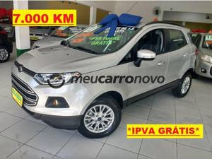 FORD ECOSPORT 1.6 SE 16V FLEX 4P MANUAL 2016/2017