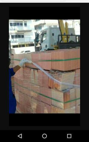 Liquidação de fabrica ! tijolos seguro