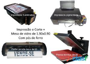 Impressora plotter posot class for Plotter de mesa