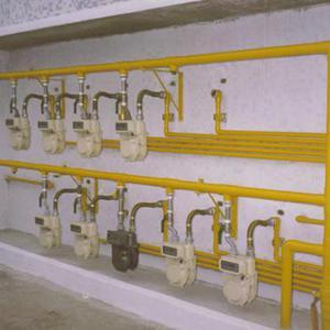 Teste de estanqueidade e aplicação de resina