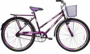 Bicicleta Cairu aro 26 personalizada