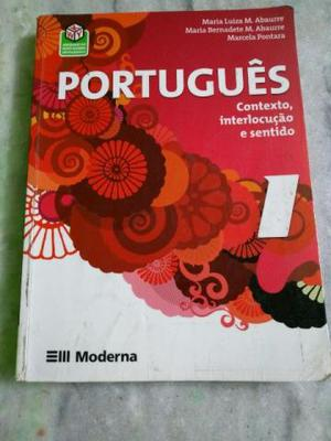 Livro de Portugues, Contexto, interlocução e sentido