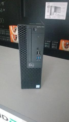 Computador Dell Core i5 7ª Geração Novo, Sem uso, 8GB
