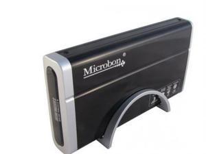 GAVETA EXTERNA CASE PARA HD IDE/SATA 3,5 PRETO MICROBON -