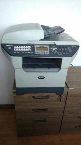 Máquina copiadora, xerox e scaner Brother, MFC -DN.