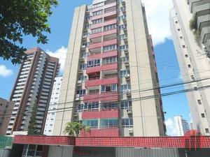 Apartamento Residencial para locação, Meireles,
