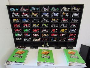 Coleção de miniaturas Motos Top Motos Salvat