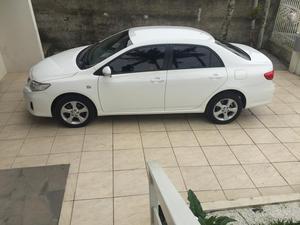 Corolla XEI Branco 2014