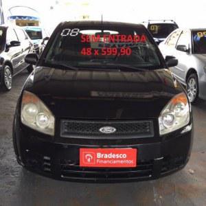 Ford Fiesta 1.0 8V FlexClass 1.0 8V Flex 5p 2008
