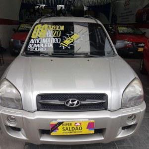 Hyundai Tucson 2.0 16V Aut. 2008