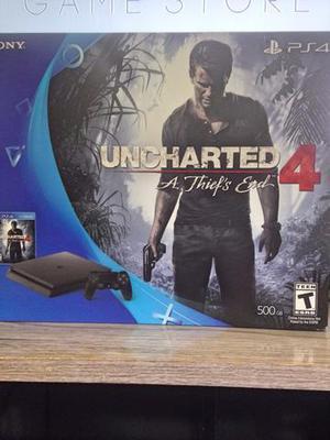 PlayStation 4 novo com jogo em até 12xno cartão