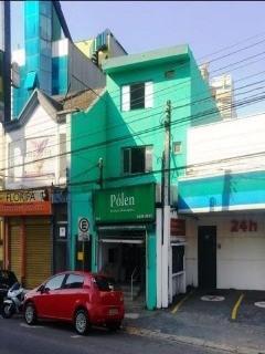 Sala comercial para locação em São Bernardo do