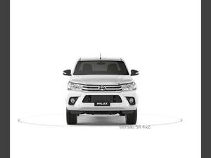 Toyota Hilux 2017 2.7 SR 4X2 CD 16V FLEX 4P AUTOMÁTICO