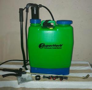 Bomba de Passar Veneno de 20 litros