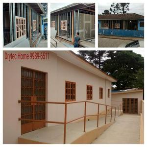 Drywall, construções e reformas