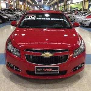 Chevrolet CRUZE LT 1.8 16V FlexPower 4p Aut. 2014