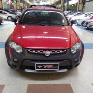 Fiat Strada Adventure 1.8 1.8 LOCKER Flex CE 2014