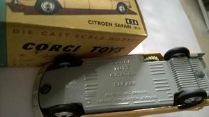 Miniatura do carro Citroen safári corgitoys