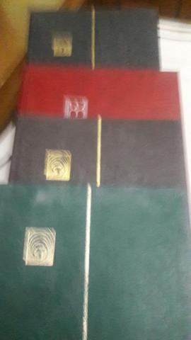 Selos antigos (nacionais e estrangeiros)