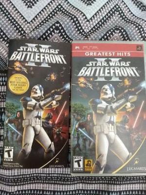 Star Wars: Battlefront II Psp Jogo