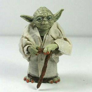 Star Wars boneco Mestre Yoda em PVC