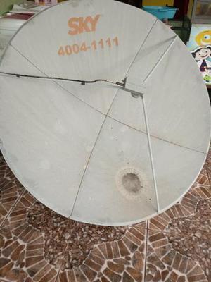 Antena da skay por  pra vim busca