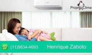 Instalação e Manutenção de Ar Condicionado Residencial