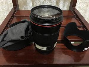 Lente Canon 135mm L Usm 2.0
